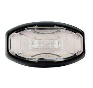 White Front Trailer LED Marker Lamp ADR Approved Multi Volt