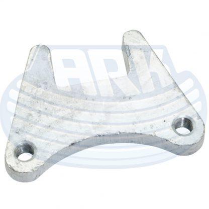 Mechanical caliper disc brake mounting plate 2000 kg 45 mm