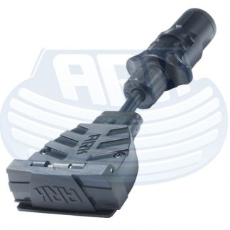 Trailer Adaptor 7 pin small flat car