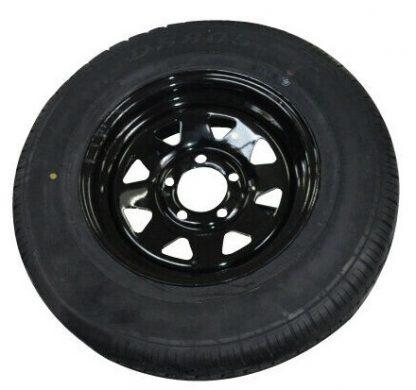 Trailer Wheels Loadstar tyre